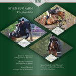 River Run Farm Congratulates…