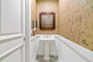Barn Bathroom in Tack Room 2