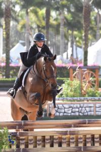 Phoebe Weseley, Tell Me More, WEF wk 2 2020, Adult Amatuer Hunter 2